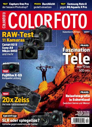colorfoto, Ausgabe 12 / 2017