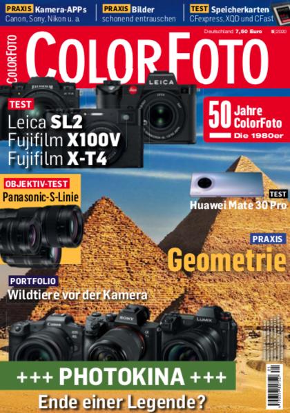 colorfoto, Ausgabe 05 / 2020