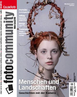 fotocommunity, Ausgabe 02 / 2014