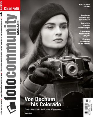 fotocommunity, Ausgabe 03 / 2014