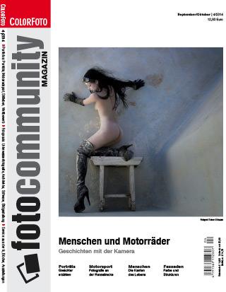 fotocommunity, Ausgabe 04 / 2014