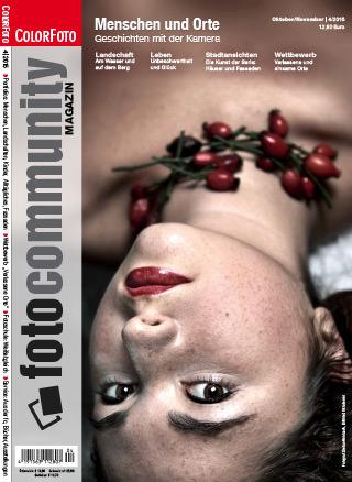 fotocommunity, Ausgabe 04 / 2015