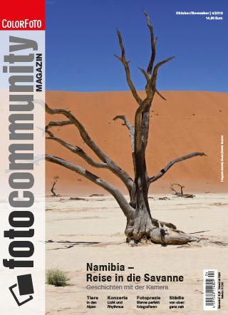 fotocommunity, Ausgabe 04 / 2016