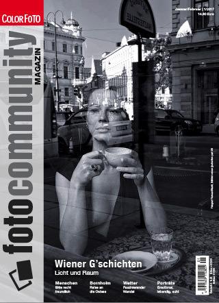 fotocommunity, Ausgabe 01 / 2017